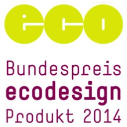 Bundespreis ecodesign product 2014