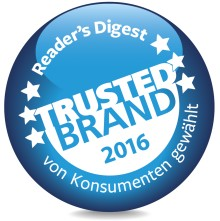 most trusted brand logo